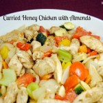 honey curry chicken @10minutedinners