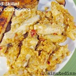 breaded skillet chickencarbon