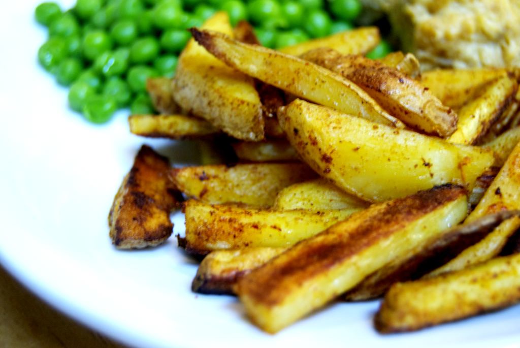 how to make the best homemade baked french fries