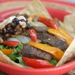 Grilled Fajita Salad